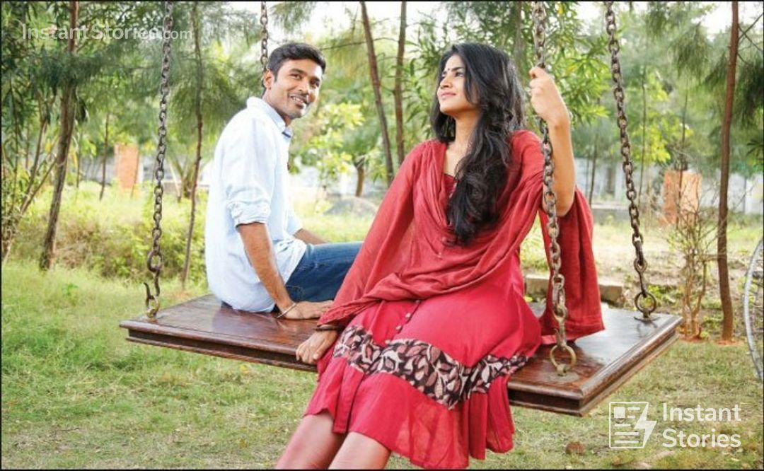 Ennai Nokki Paayum Thotta Movie Photos and Posters (HD) (810) - Enai Noki Paayum Thota, Dhanush, Megha Akash