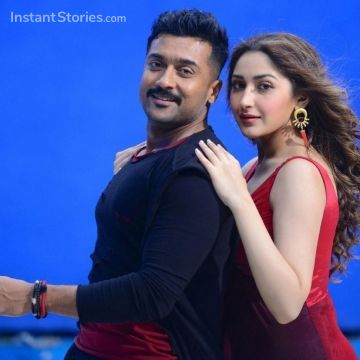 Suriyas Kaappaan Movie Photos