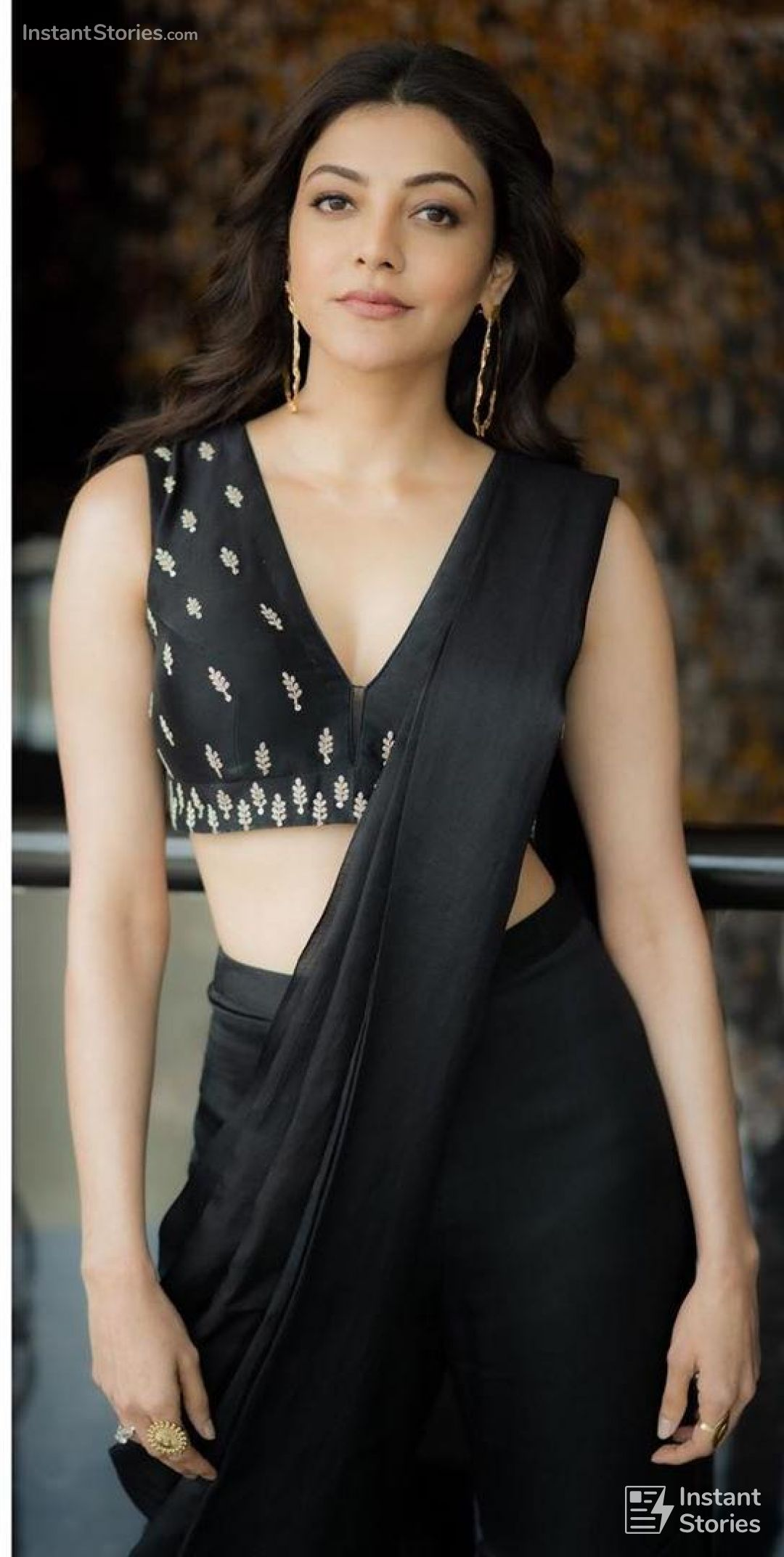 Kajal Agarwal looks hot and bold in the new photoshoot (18) - Kajal Aggarwal