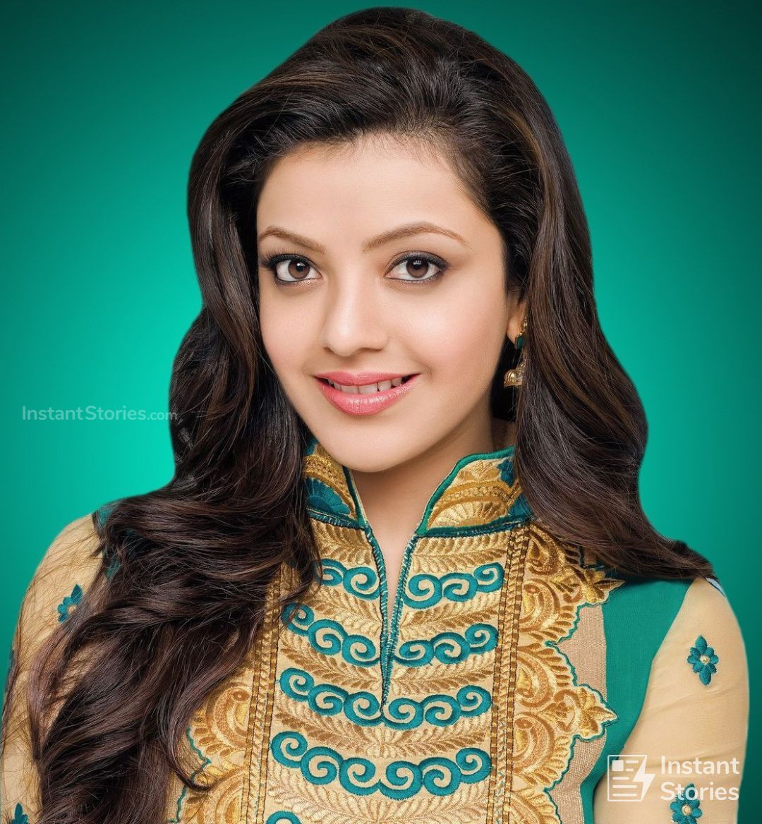 Kajal Agarwal looks hot and bold in the new photoshoot (10823) - Kajal Aggarwal