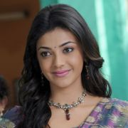 Kajal Aggarwal Beautiful Images in Saree