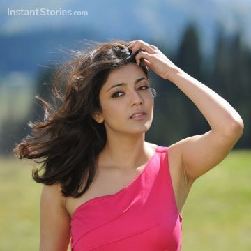 Kajal Aggarwal High Quality Wallpapers