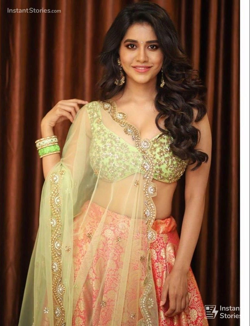 Nabha Natesh Hot Hd Photoshoot Stills From Cinemahotsavam Etc