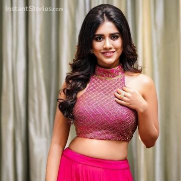Nabha Natesh Hot HD photoshoot Stills from Cinemahotsavam etc.