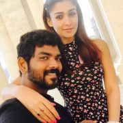 Nayanthara Family/Boy Friend Photos