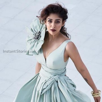 Nayanthara Hot Vogue Cover Photoshoot HD