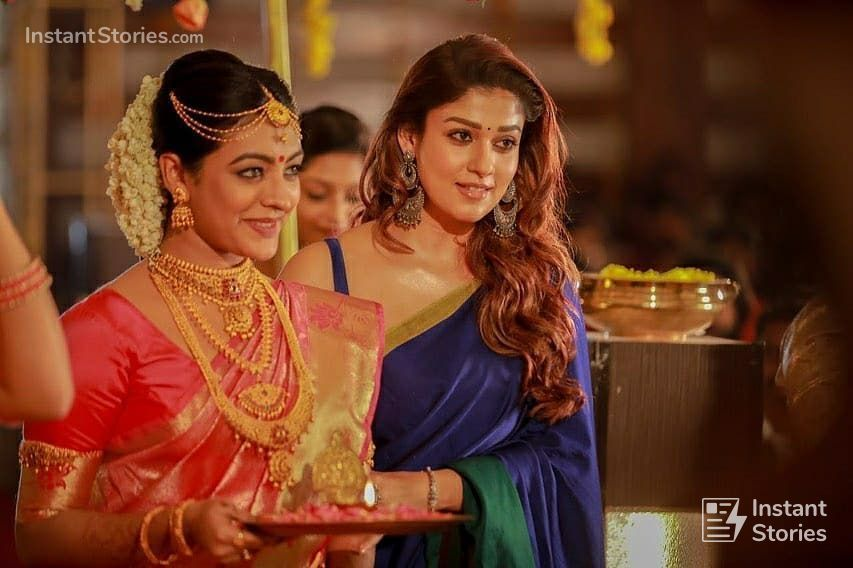 Nivin Pauly and Nayanthara starred Love Action Drama Movie HD Photos and posters (2808) - Nayanthara, Love Action Drama (2019)