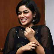 Shamna Kasim (Poorna) Hot HD Photos from Blue Whale Tamil Movie Launch